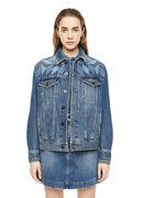 WONDERY, Blue Jeans - Jackets