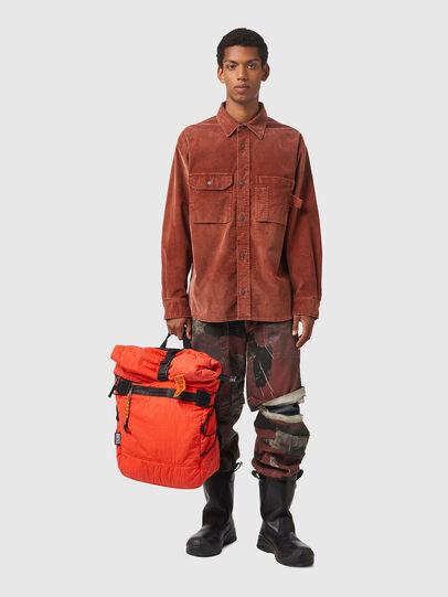 Diesel - S-BUN-CORD, Brown - Shirts - Image 4
