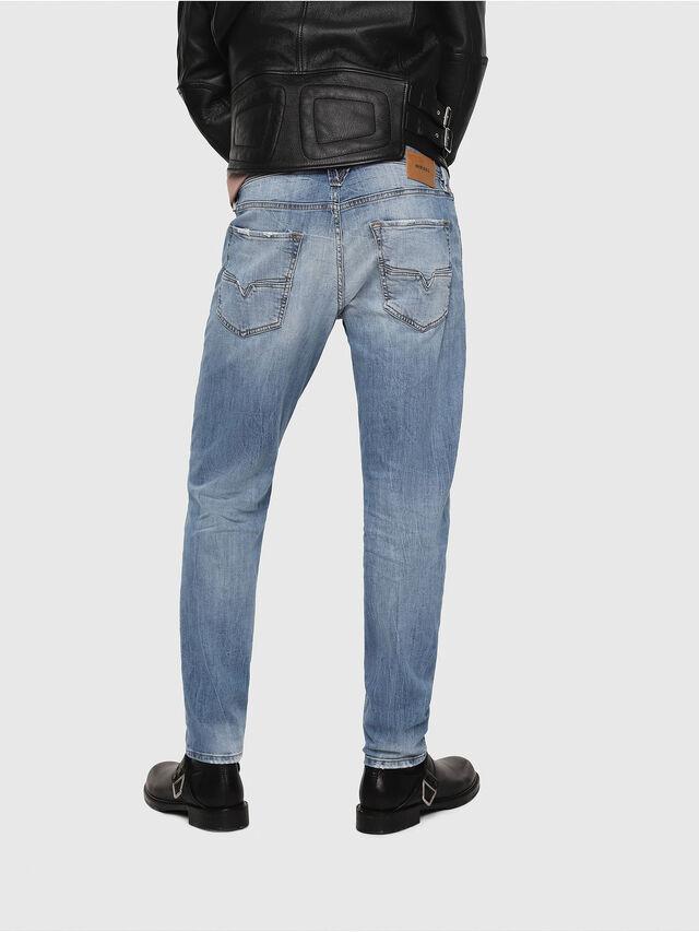 Diesel - Larkee-Beex 081AL, Light Blue - Jeans - Image 2