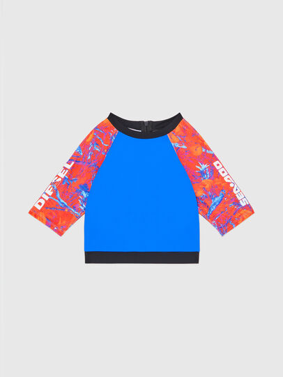 Diesel - BFB-CROPPYDOO, Blue/Orange - Out of water - Image 1