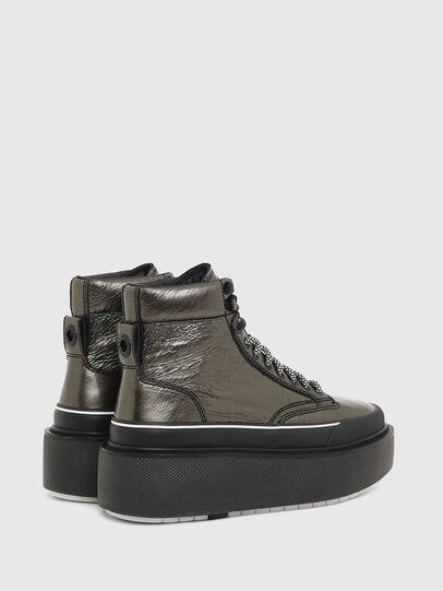 Diesel - H-SCIROCCO AB, Gold - Sneakers - Image 3