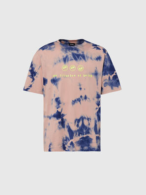 T-JUST-SLITS-X86, Pink - T-Shirts