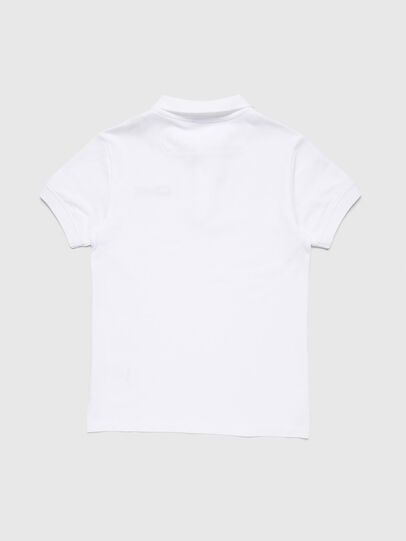 Diesel - TWEETDIV, White - T-shirts and Tops - Image 2