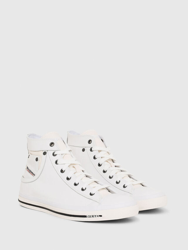 Diesel - EXPOSURE I, White - Sneakers - Image 2