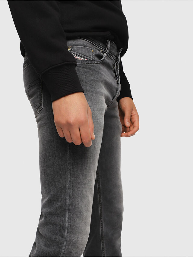 Diesel - Waykee 0662U, Black/Dark grey - Jeans - Image 3