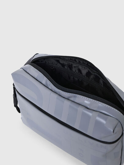 Diesel - X-BOLD BELTBAG, Grey - Belt bags - Image 4