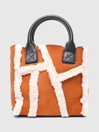 Diesel - DHALIA XS, Brown - Satchels and Handbags - Image 2