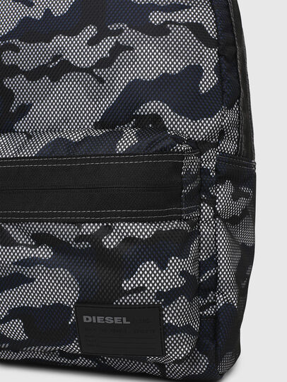 Diesel - MIRANO, Grey/Blue - Backpacks - Image 5