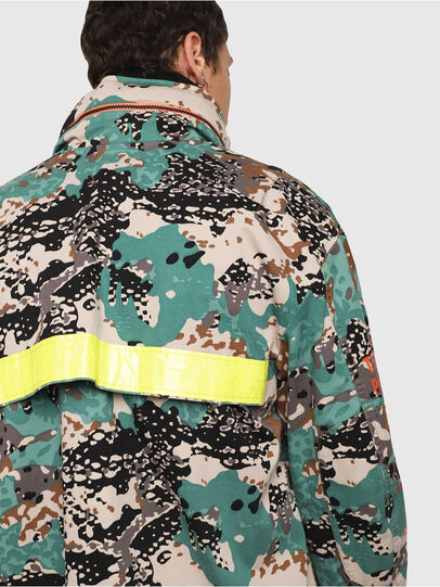 Diesel - J-TOUCHA-CAMOU,  - Jackets - Image 5