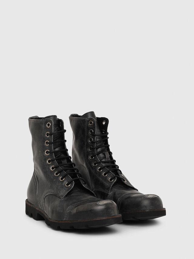 Diesel - HARDKOR, Black - Boots - Image 2