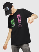 T-JUST-Y20, Black - T-Shirts