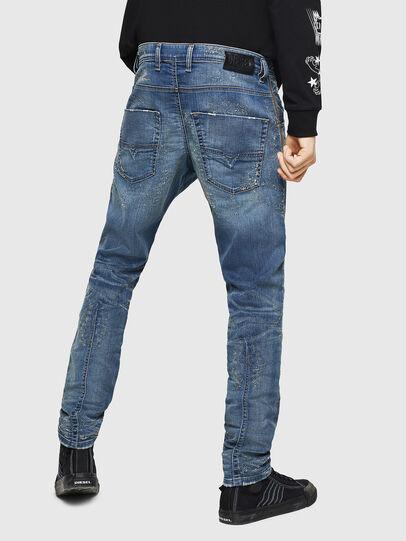 Diesel - Krooley JoggJeans 069HG, Medium blue - Jeans - Image 2