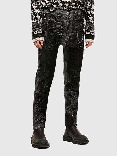 Diesel - TYPE-2022-NE, Black/Dark grey - Jeans - Image 1