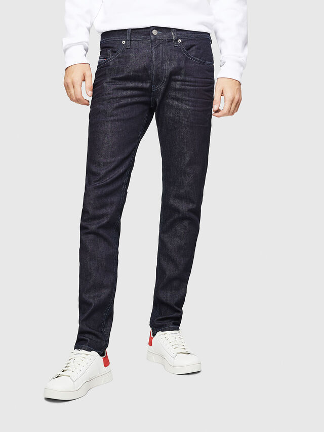 Diesel Thommer 084HN, Dark Blue - Jeans - Image 1