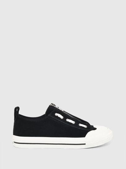 Diesel - S-ASTICO LZIP, Black - Sneakers - Image 1