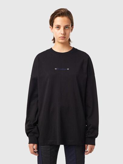 Diesel - T-BLONG, Black - T-Shirts - Image 1