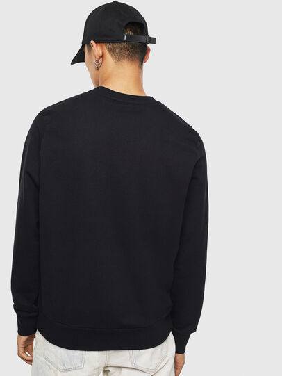 Diesel - S-GIRK-S4, Black - Sweaters - Image 2
