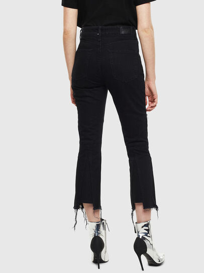 Diesel - DE-EARLIE, Black - Pants - Image 2