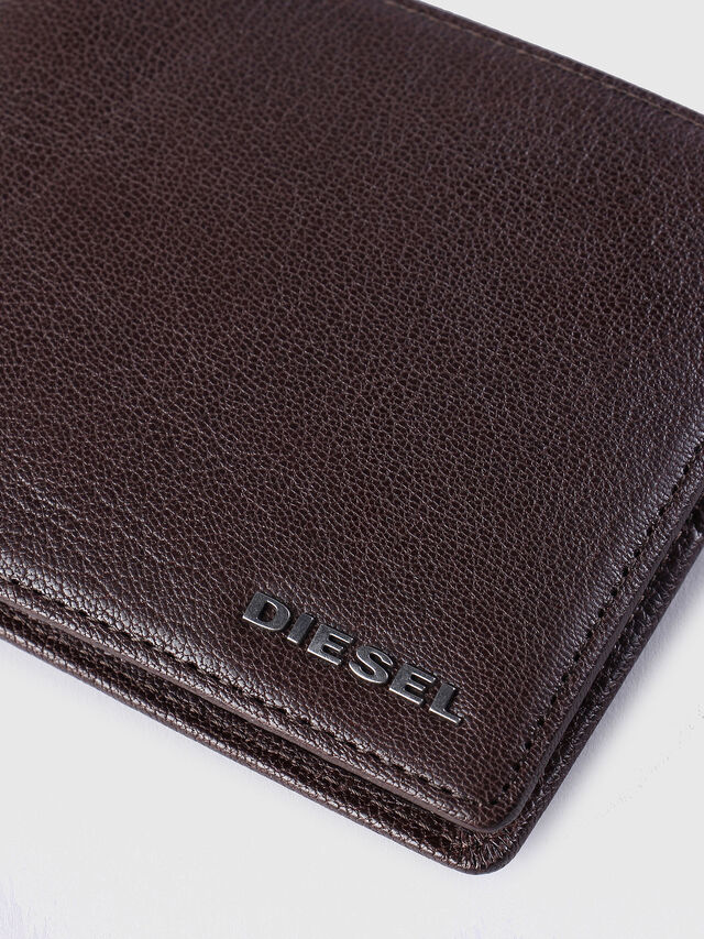 Diesel - NEELA S, Brown - Small Wallets - Image 3