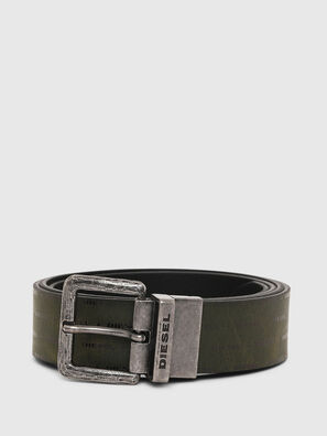 B-DOUCKLE, Dark Green - Belts