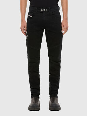 D-Dean 069QV, Black/Dark grey - Jeans