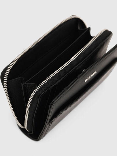 Diesel - BUSINESS LC, Black - Small Wallets - Image 7