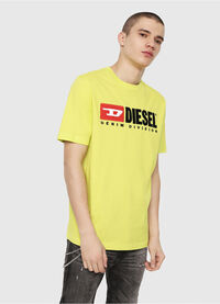 T-JUST-DIVISION, Yellow Fluo