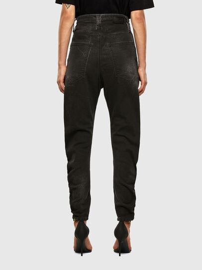 Diesel - D-Plata JoggJeans 009DS, Black/Dark grey - Jeans - Image 2