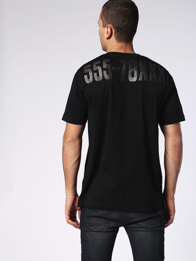 T-JUST-SU, Opaque Black