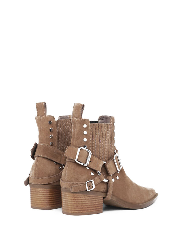 Diesel - DEIMOS, Beige - Dress Shoes - Image 3