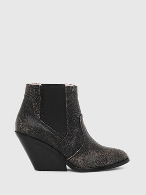 D-FLAMINGO CB, Anthracite - Ankle Boots