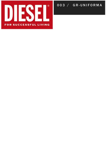 Diesel - GR02-J301-P, White - Denim Jackets - Image 2