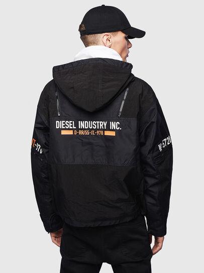 Diesel - J-REED, Black - Jackets - Image 3