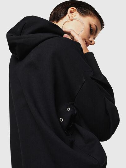 Diesel - F-MAG, Black - Sweaters - Image 5