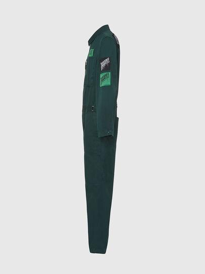 Diesel - P-LARRY, Dark Green - Pants - Image 3