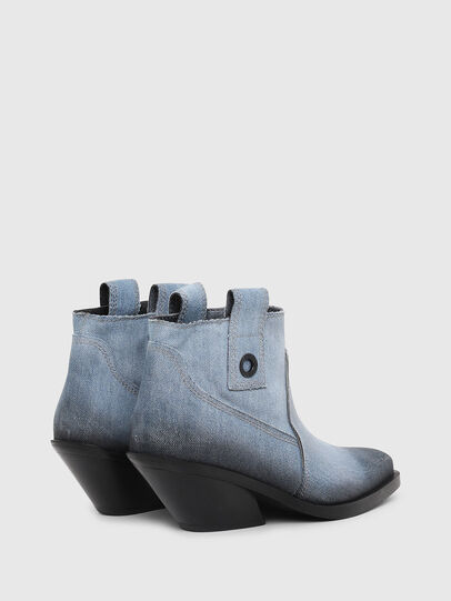 Diesel - D-GIUDECCA MAB,  - Ankle Boots - Image 3