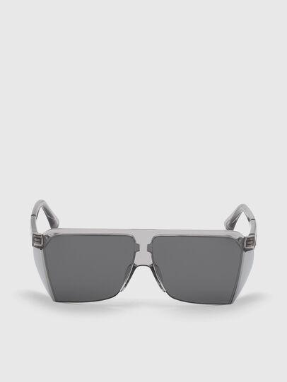 Diesel - DL0319, Grey - Sunglasses - Image 1