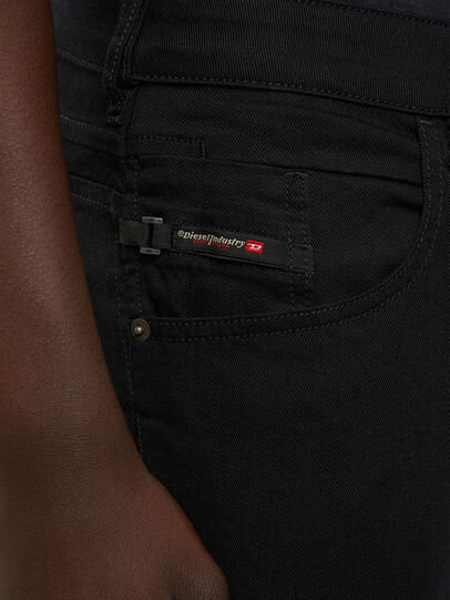 Diesel - D-Bazer 0688H, Black/Dark grey - Jeans - Image 3