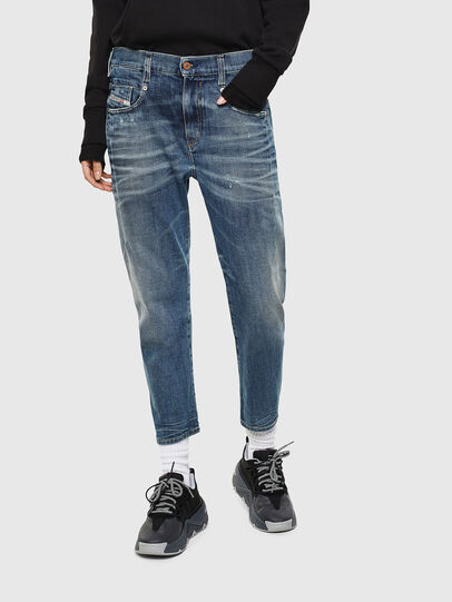 Diesel - Fayza 0890Y, Medium blue - Jeans - Image 1