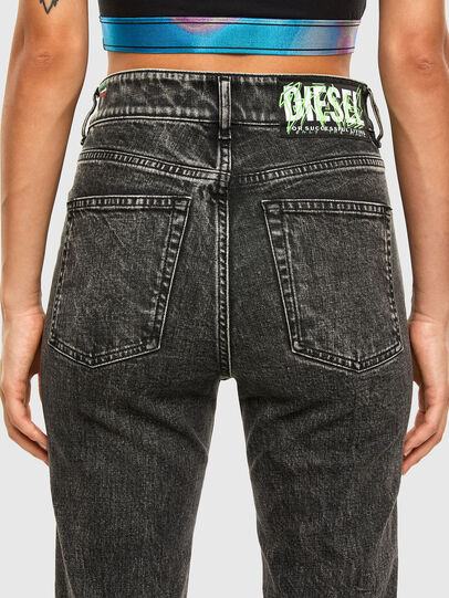 Diesel - D-Earlie 009DN, Black/Dark grey - Jeans - Image 5