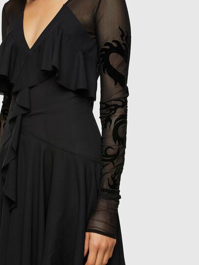 Diesel - D-ADELE, Black - Dresses - Image 3