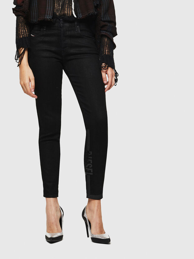Babhila 0092T, Black/Dark grey - Jeans