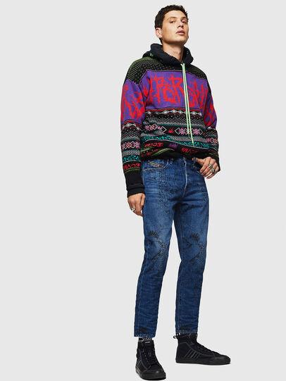 Diesel - Mharky 0078S, Medium blue - Jeans - Image 6