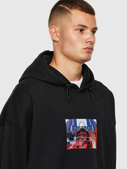 Diesel - S-UMMEREL, Black - Sweaters - Image 3