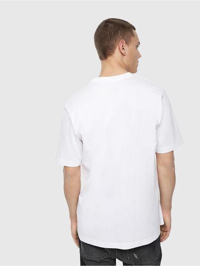 Diesel - T-JUST-Y4,  - T-Shirts - Image 2