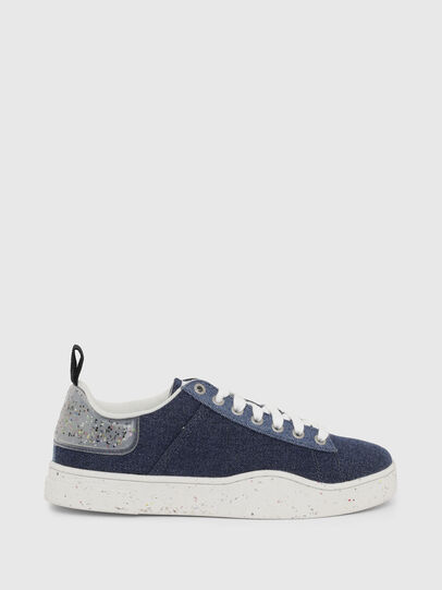 Diesel - S-CLEVER LOW LACE W, Blue - Sneakers - Image 1