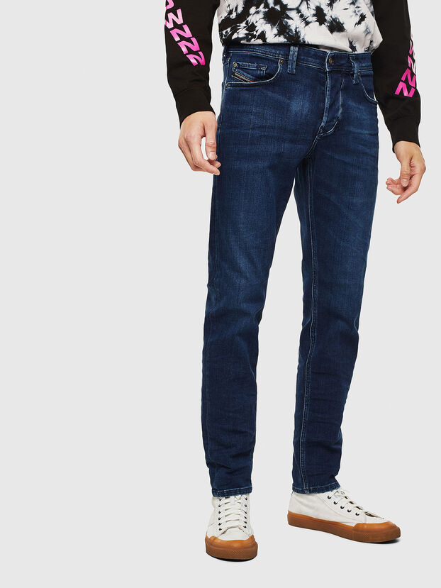 Larkee-Beex 0095T, Dark Blue - Jeans