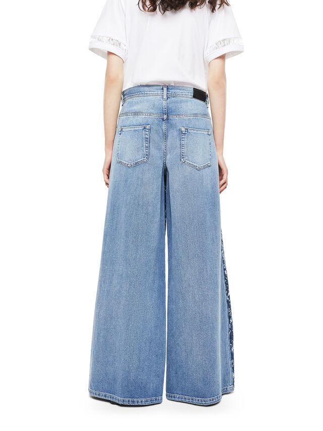 Diesel - TYPE-1908, Blue Jeans - Jeans - Image 2