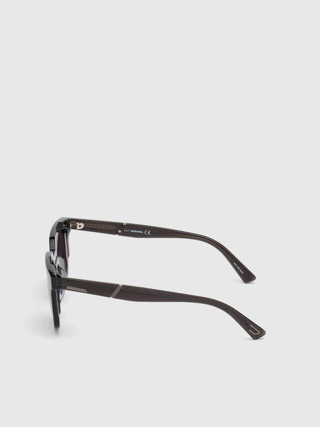 Diesel DL0271, Black - Eyewear - Image 3