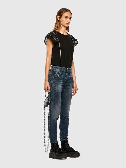 Diesel - FAYZA JoggJeans® 069PD, Dark Blue - Jeans - Image 7